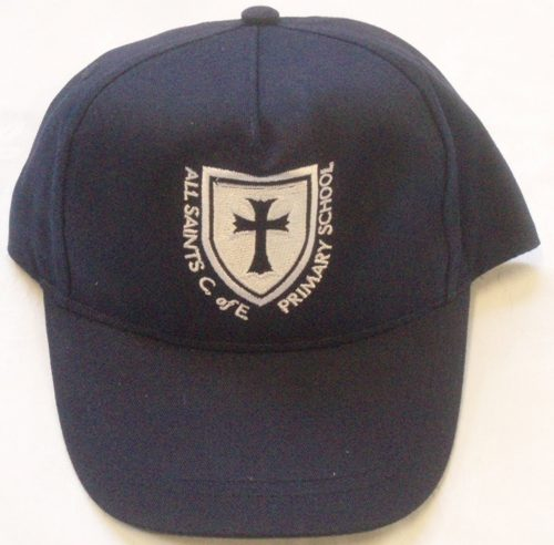 All Saints Primary School Baseball Cap - Fosters Schoolwear 64f6aa94901